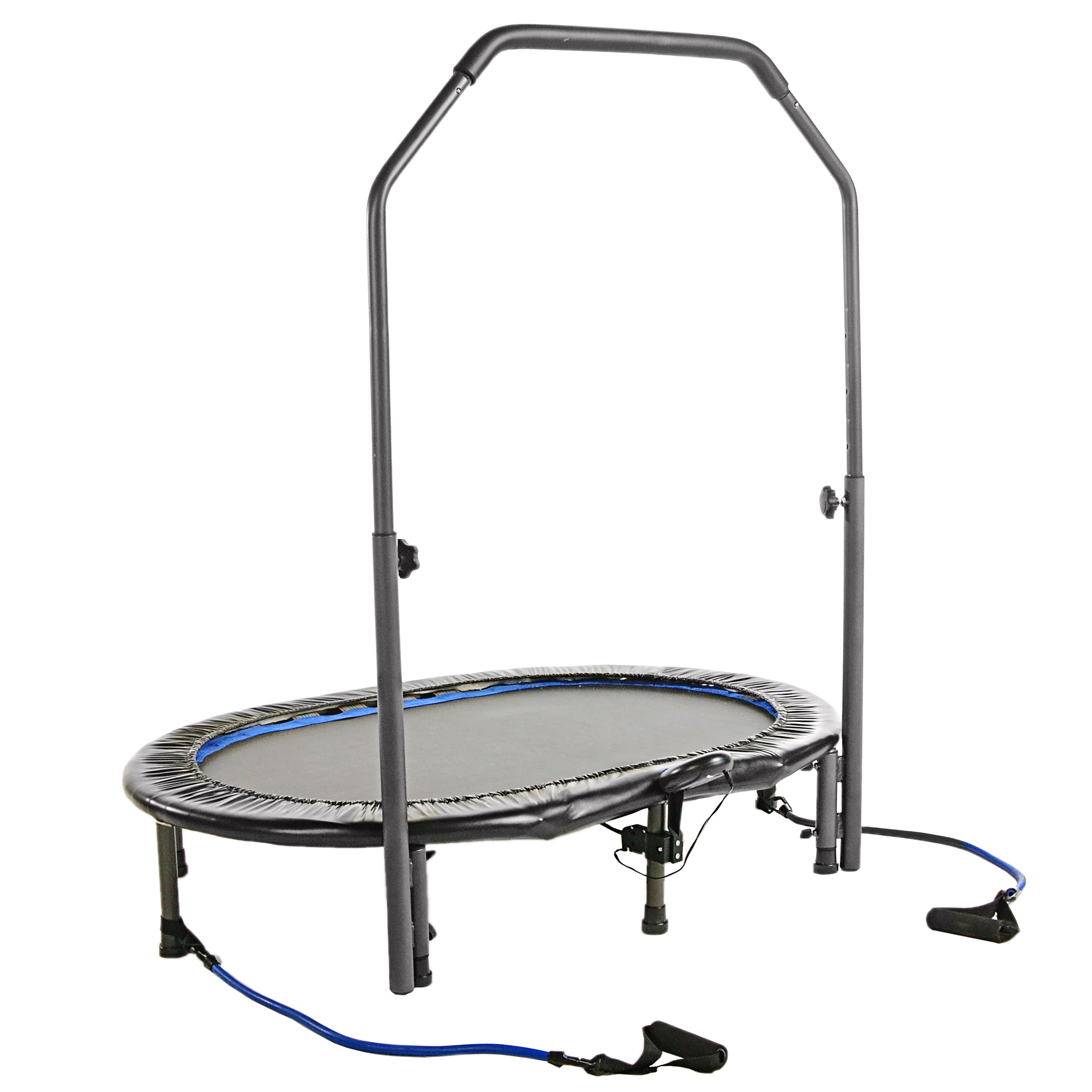 Stamina Intone Oval Fitness Trampoline Product Photo.