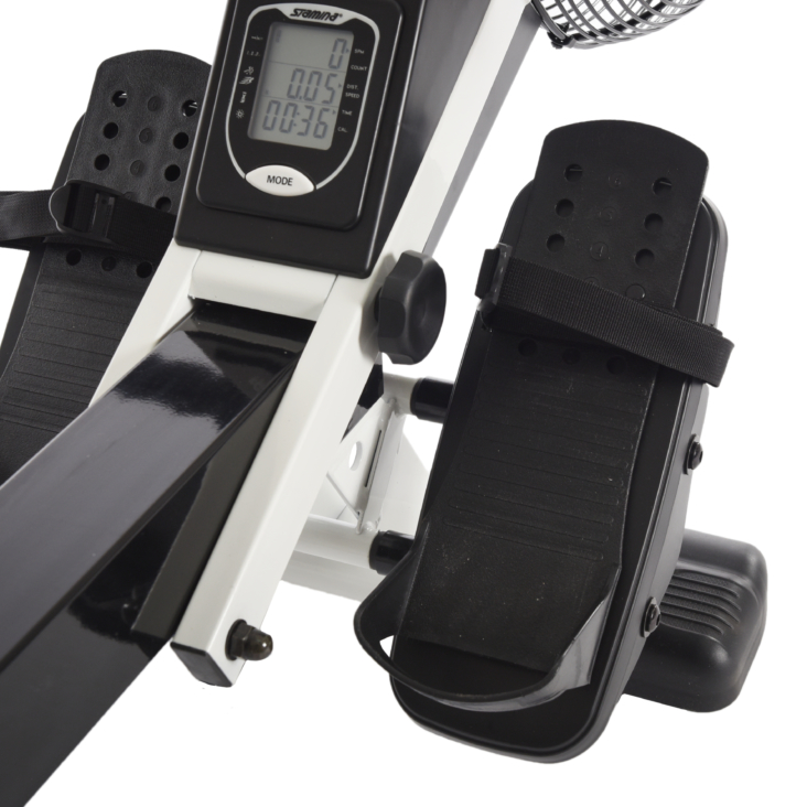 Avari Air Resistance Rowing Machine 695 Footplate.