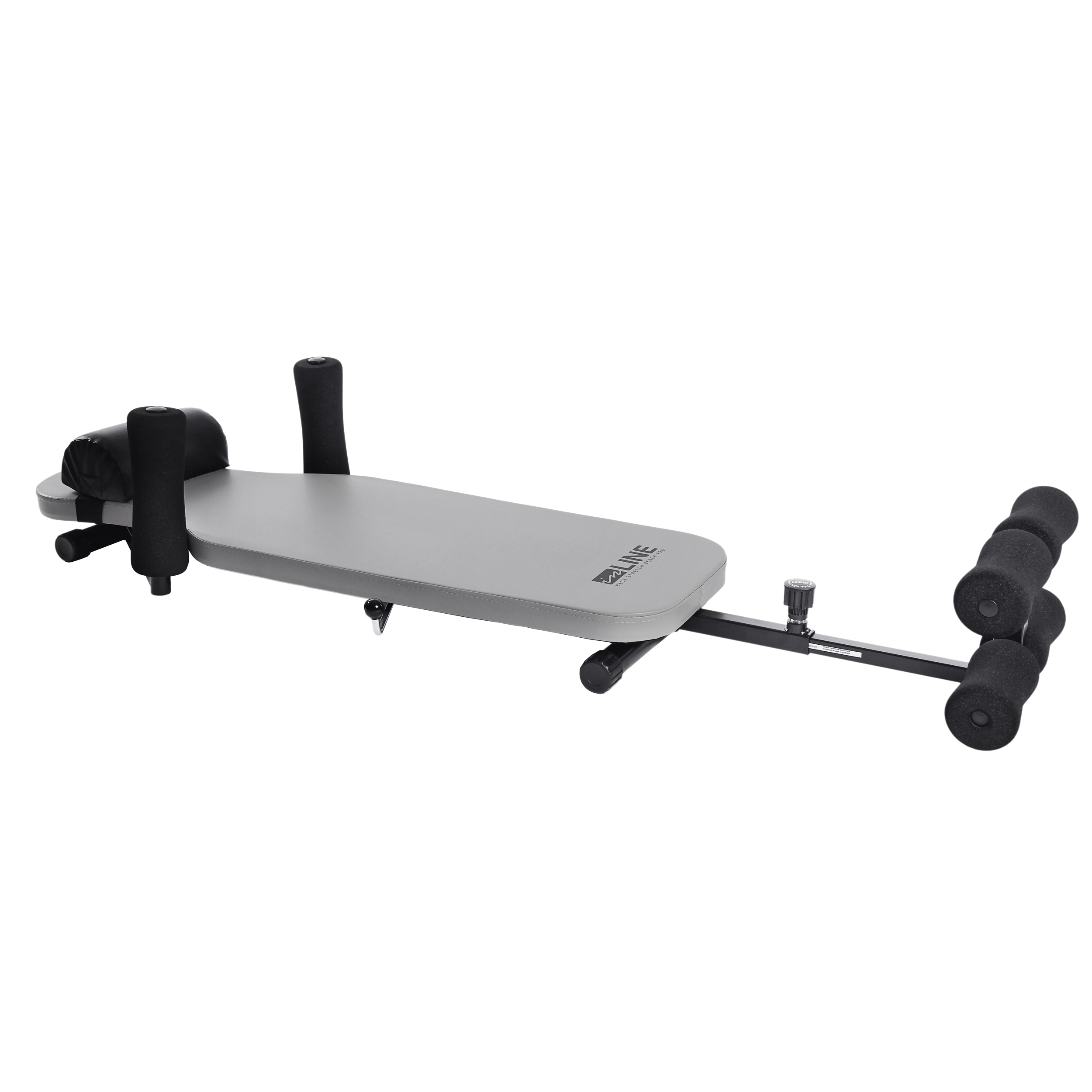 Stamina InLine Back Stretch Bench Pro side view.