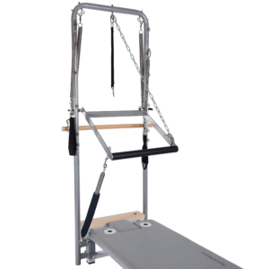 AeroPilates Precision Series Reformer 610 close view.