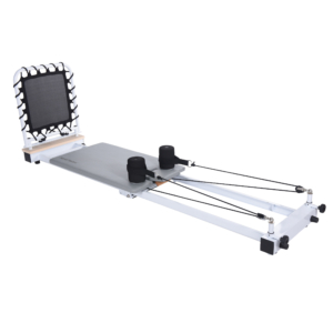 AeroPilates Precision Series Reformer 535 Full view.