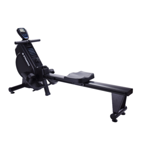 Stamina DT Rowing Machine back sided view.
