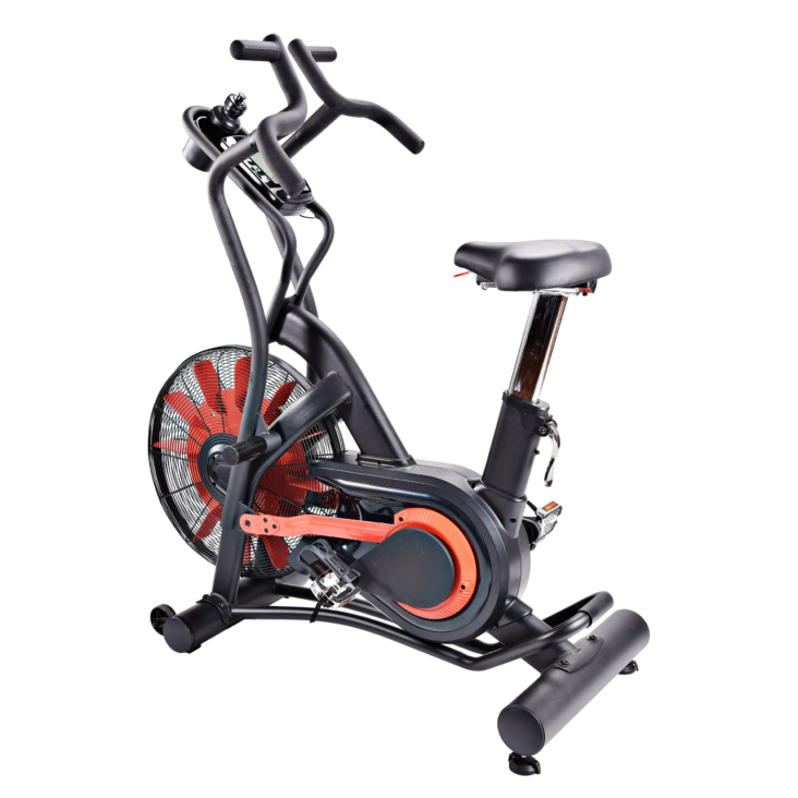 Stamina X Air Bike Exercise side view photo.
